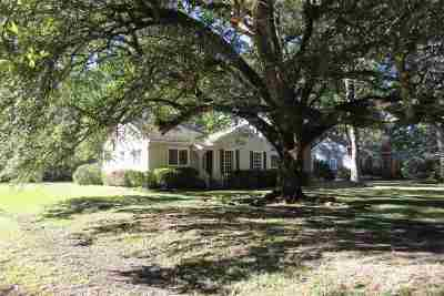 Jackson Single Family Home For Sale: 4105 Robin Dr