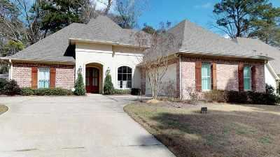 Jackson Single Family Home For Sale: 2436 Nottingham Rd