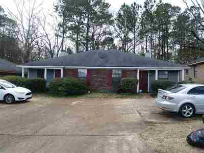 Jackson Multi Family Home For Sale: 693 Tifton Dr