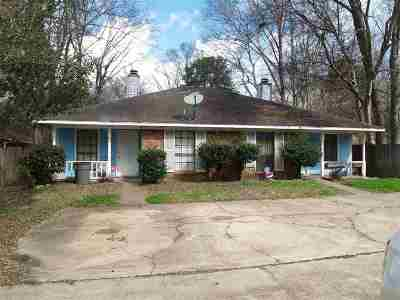 Jackson Multi Family Home For Sale: 2718 McDowell Rd Ext