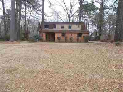 Byram Single Family Home For Sale: 111 Blackmon Rd