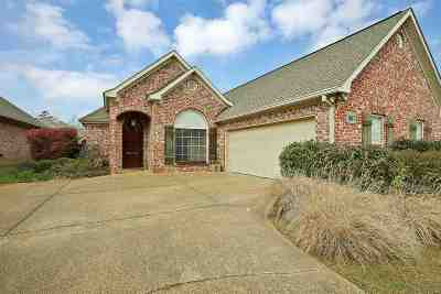 Pearl Single Family Home For Sale: 551 Asbury Lane Dr