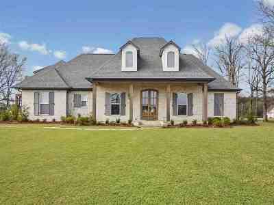 Brandon Single Family Home For Sale: 404 Oakleigh Cir