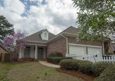 Ridgeland Single Family Home Contingent: 306 Colony Ridge Ct