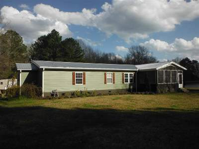 Forest MS Mobile/Manufactured For Sale: $119,000