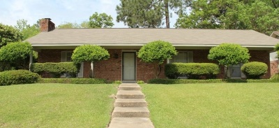 Hinds County Single Family Home For Sale: 5105 Harrow Dr