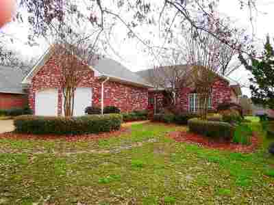 Canton Single Family Home For Sale: 819 Deerfield Dr