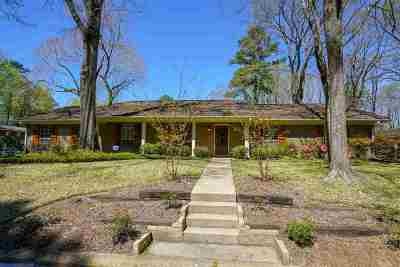 Jackson Single Family Home For Sale: 1110 Briarwood Dr