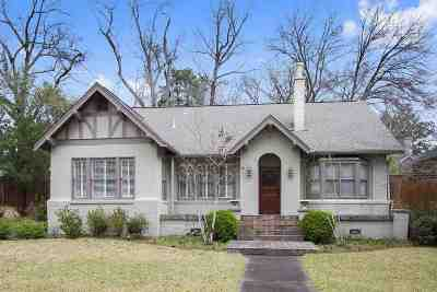 Jackson Single Family Home For Sale: 1418 Poplar Blvd