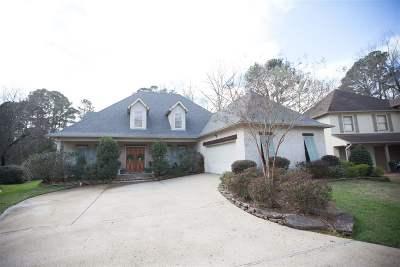 Jackson Single Family Home For Sale: 5325 Carolwood Dr