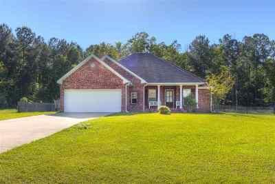 Byram Single Family Home Contingent/Pending: 120 Forest Lake Dr
