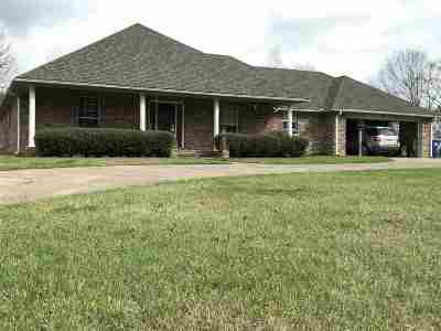 Scott County Single Family Home For Sale: 3286 Morton Rankin County Line Rd