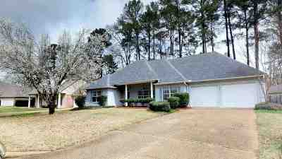 Ridgeland Single Family Home For Sale: 408 Shadowood Dr