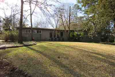 Hinds County Single Family Home Contingent/Pending: 123 Highland Cir