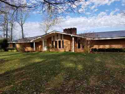 Carthage MS Single Family Home For Sale: $199,000