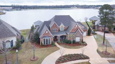 Madison Single Family Home For Sale: 125 Cedar Woods Cv