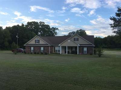 Scott County Single Family Home Contingent/Pending: 6318 Clifton Hillsboro Rd