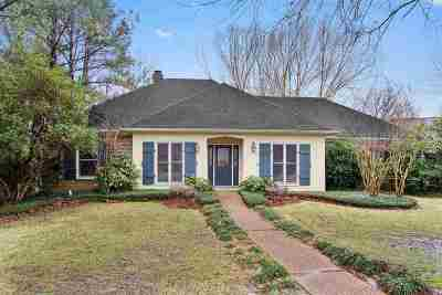 Ridgeland Single Family Home For Sale: 105 Arbor Ridge Rd