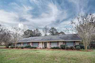 Madison Single Family Home For Sale: 118 Pepper Tree Ln
