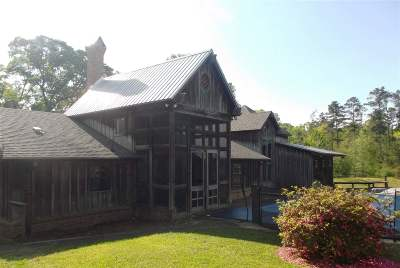 Magee Single Family Home For Sale: 1245 Simpson Hwy 149
