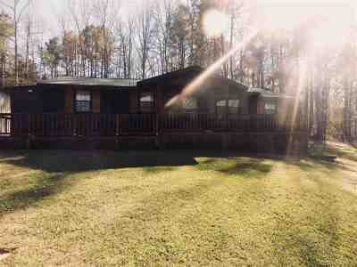Mendenhall Single Family Home For Sale: 343 Wilson Welch Rd
