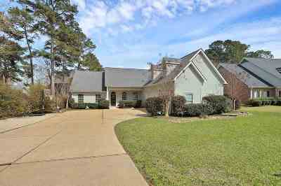 Canton Single Family Home For Sale: 314 Fox Hollow