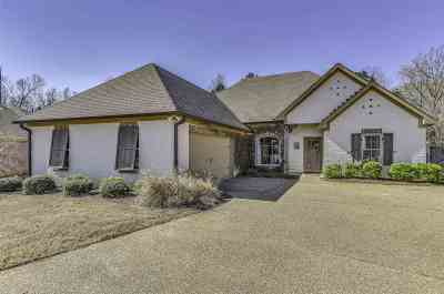 Flowood Single Family Home Contingent/Pending: 505 Treasure Cv
