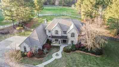 Madison Single Family Home For Sale: Lazy Oak Ln