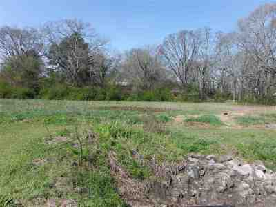 Carthage MS Residential Lots & Land For Sale: $37,000