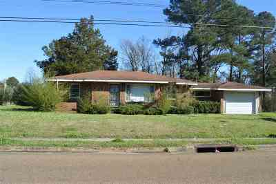 Jackson Single Family Home For Sale: 5900 N State St