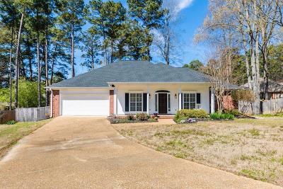 Ridgeland Single Family Home Contingent: 417 Pine Brake Cir