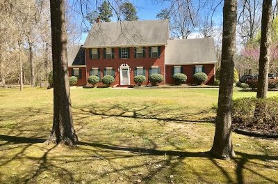 Scott County Single Family Home Contingent/Pending: 115 Pine Hill Dr