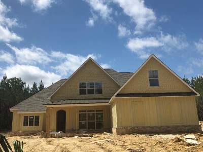 Brandon Single Family Home For Sale: 747 Clover Ridge Way