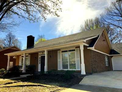 Ridgeland Single Family Home For Sale: 1817 Lincolnshire Blvd