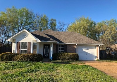 Byram Single Family Home Contingent/Pending: 1902 Christine Dr