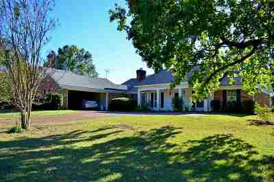Canton Single Family Home For Sale: 219 Deerfield Club Dr