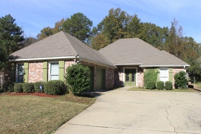 Jackson Single Family Home For Sale: 4 Pear Orchard Pk