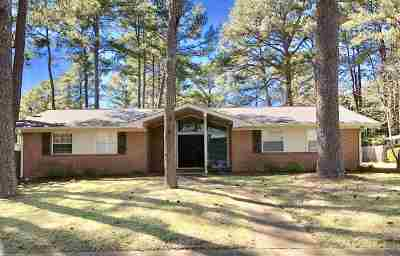 Jackson Single Family Home For Sale: 5315 Red Fox Rd
