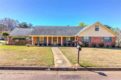 Jackson Single Family Home For Sale: 1501 Mossline Dr