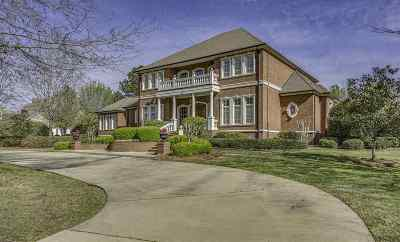 Ridgeland Single Family Home For Sale: 100 Overbrook Hill