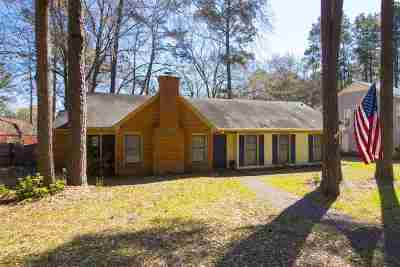Brandon Single Family Home For Sale: 118 Park Ln
