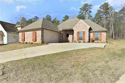 Flowood Single Family Home For Sale: 404 Coulter Circle