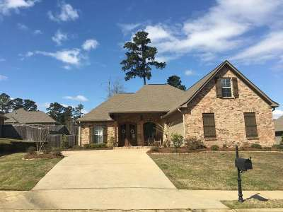 Brandon Single Family Home For Sale: 860 Willow Grande Cir