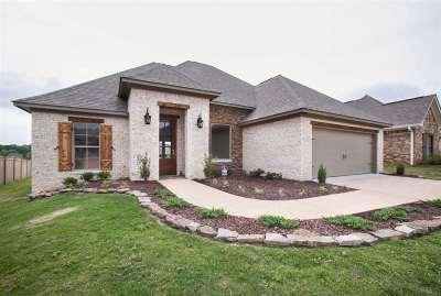 Brandon Single Family Home For Sale: 112 Emerald Dr