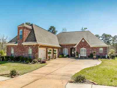 Brandon Single Family Home For Sale: 124 Woodlands Glen Cir