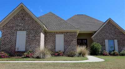 Canton Single Family Home For Sale: 116 Trail Bridge Crossing