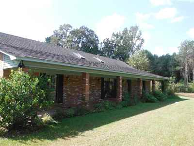 Pickens MS Single Family Home For Sale: $194,900
