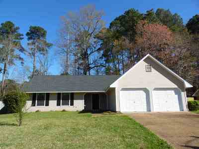 Jackson Single Family Home For Sale: 448 Trent Dr