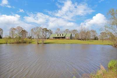 Hinds County Single Family Home Contingent/Pending: 1110 Mint Springs Dr