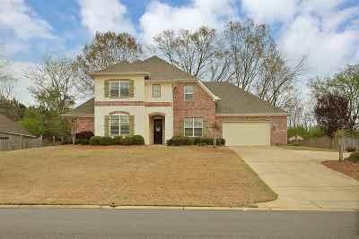 Brandon Single Family Home For Sale: 117 Glen Arbor Ct